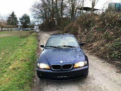 gebraucht BMW 316 3er i Advantage
