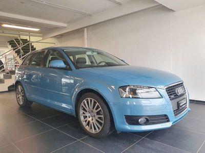 gebraucht Audi A3 Sportback 2.0 TFSI Ambition quattro