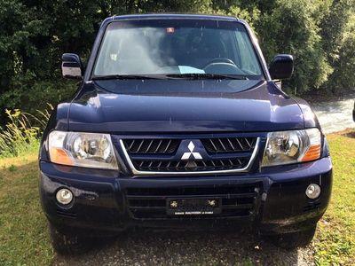 gebraucht Mitsubishi Grand Pajero 3.2 DI-D Dakar