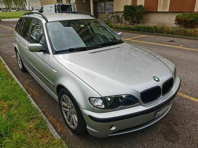gebraucht BMW 318 3er e46 i touring 2.0 143ps fl