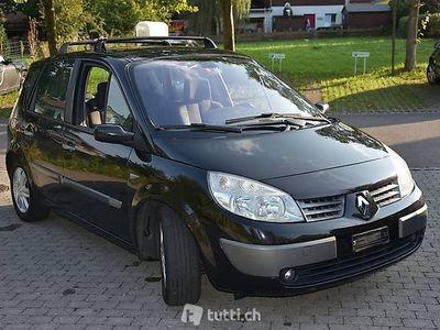 gebraucht Renault Scénic 1.9 dCi Dynamique (Kompaktvan / Minivan)