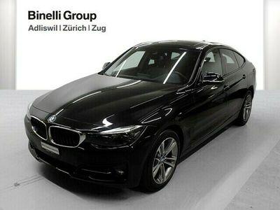 gebraucht BMW 320 Gran Turismo  i xDrive Sport Line