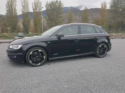 gebraucht Audi A3 Sportback 1.8 TFSI Attraction quattro S-tronic