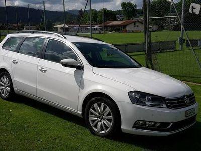 gebraucht VW Passat 2.0 DBMT 4M TDI