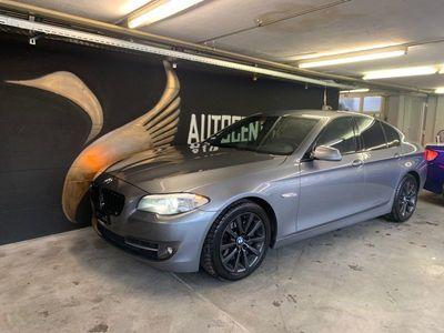 gebraucht BMW 525 d Steptronic