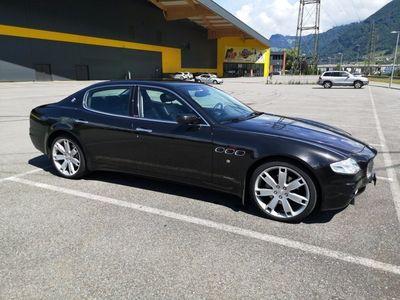 gebraucht Maserati Quattroporte 4.2 V8 Sport GT