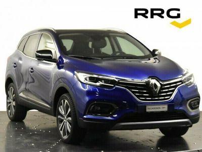 gebraucht Renault Kadjar 1.3 16V Turbo Intens EDC