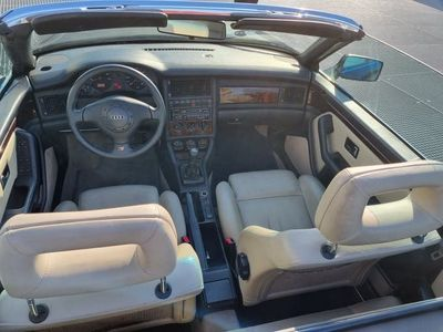 gebraucht Audi Cabriolet Cabrio in super zustand