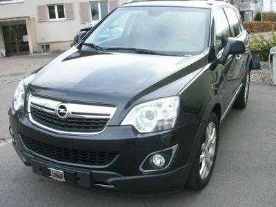 gebraucht Opel Antara 2.2 CDTi Cosmo 4WD
