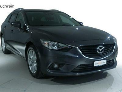 gebraucht Mazda 6 Sportwagon 2.2 D 16V Ambition