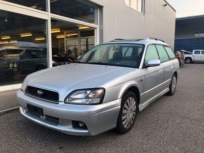 gebraucht Subaru Legacy 2.5 Limited III