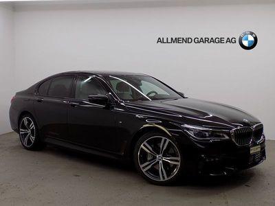 gebraucht BMW 740 d xDrive M Sport