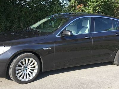 gebraucht BMW 550 Gran Turismo 5er i xDrive Steptronic