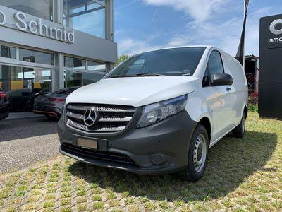 gebraucht Mercedes Vito 111 WORKER BlueTEC L Euro 6