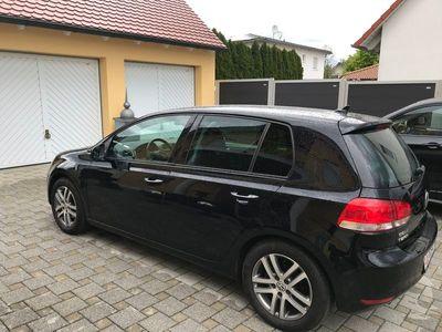 gebraucht VW Golf VI 1.6 TDI CR Team