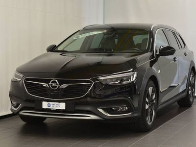 gebraucht Opel Insignia 2.0 T AWD