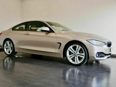 gebraucht BMW 435 i Coupé xDrive Luxury Line Steptronic