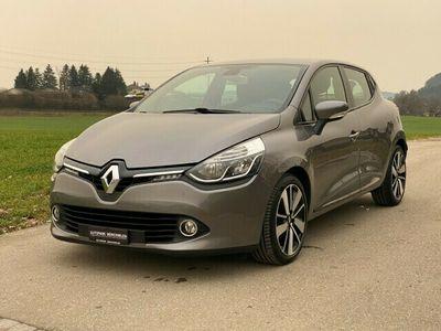 gebraucht Renault Clio 1.2 16V T Dynamique EDC