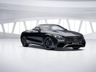 gebraucht Mercedes S63 AMG AMG Cabriolet 4Matic Speedshift MCT