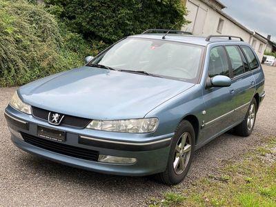 gebraucht Peugeot 406 Break Sportline 3.0 V6
