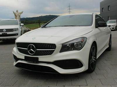 gebraucht Mercedes CLA220 Shooting Brake CLA-Klasse CLA 220AMG Line 4Matic 7G-DCT