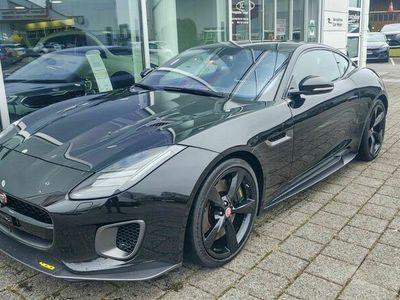 gebraucht Jaguar F-Type Coupé 3.0 V6 S/C 400 Sport AWD Automatik