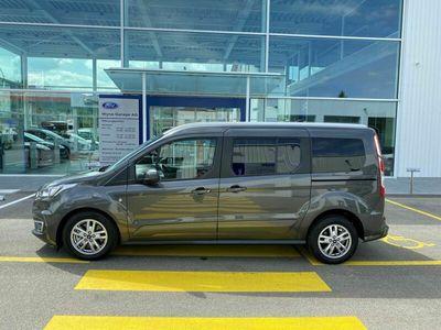 gebraucht Ford Tourneo Connect  Grand1.5 EcoBlue Titanium Automat
