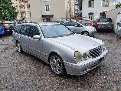 gebraucht Mercedes E320 CDI T