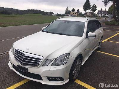 gebraucht Mercedes E250 -BenzCDI Pakiet AMG