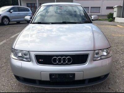 gebraucht Audi S3 S3 SchnäppchenQuattro 165kw