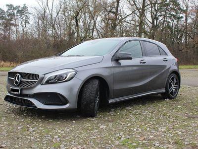 gebraucht Mercedes A220 A-KlasseAMG Line 4m
