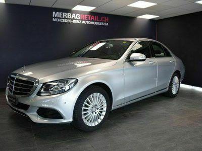 gebraucht Mercedes C200 Exclusive