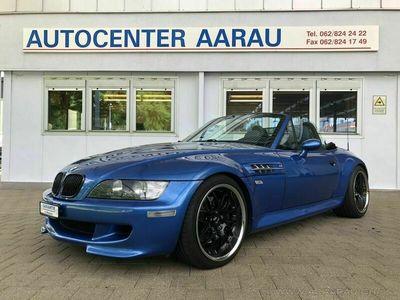 gebraucht BMW Z3 M Roadster / CH-Fahrzeug / Top Zustand