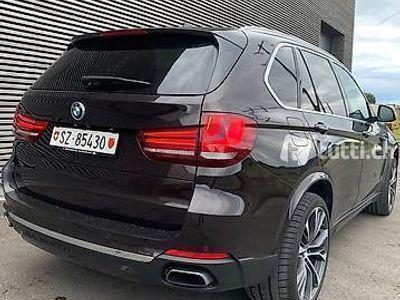 gebraucht BMW X5 50i