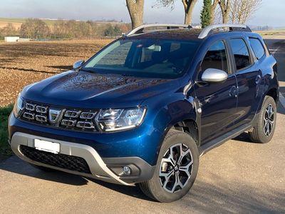 gebraucht Dacia Duster 1.2 TCe 125 Prestige 4WD