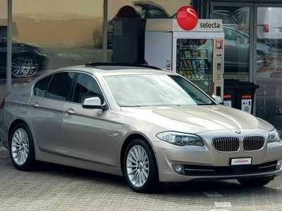 gebraucht BMW 535 5er i xDrive Steptronic *Frisch ab MFK*