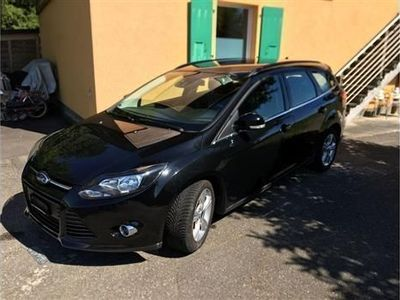 gebraucht Ford Focus 1.0 SCTi Carving