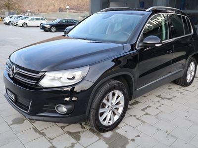 gebraucht VW Tiguan 2.0 TDI Sport&Style 4Motion DSG