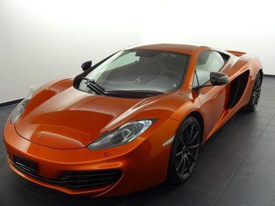 gebraucht McLaren MP4-12C Coupé 3.8 V8