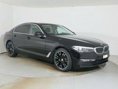gebraucht BMW 520 d Luxury Line Steptronic