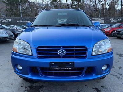 gebraucht Suzuki Ignis 1.3 16V Special Edition 4WD