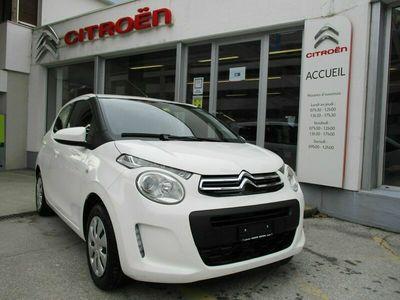 gebraucht Citroën C1 1.0 e-VTi Stop&Start Feel