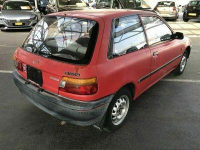 gebraucht Toyota Starlet Arbeites Wagen mit MFK