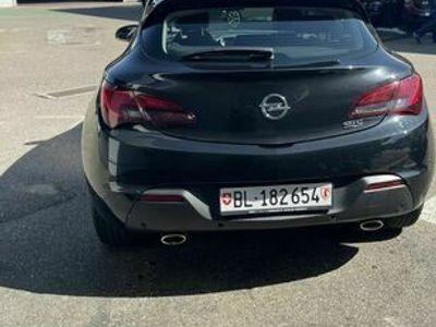 gebraucht Opel Astra GTC Astra GTC