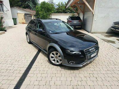 gebraucht Audi A4 Allroad 2.0 TFSI quattro