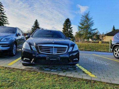 gebraucht Mercedes E350 E-Klasse Verkaufe Mercedes E 350 CDI 4Matic E-Klasse Verkaufe MercedesCDI 4Matic