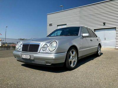 gebraucht Mercedes E430 E-KlasseAvantgarde Automatic