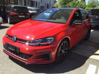 gebraucht VW Golf 2.0 TSI GTI TCR DSG