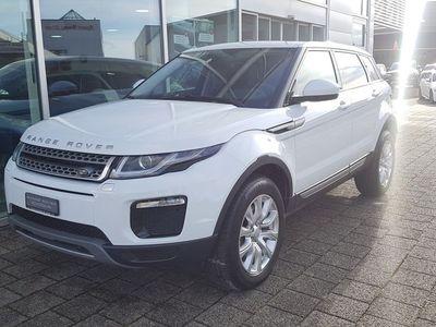 gebraucht Land Rover Range Rover evoque 2.0 Si4 SE AT9