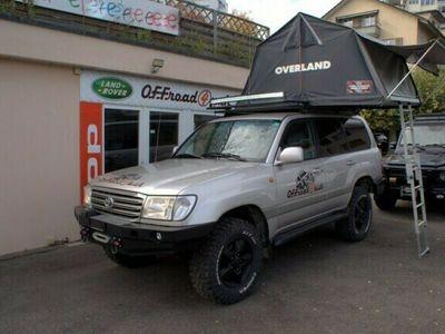 gebraucht Toyota Land Cruiser 500 4.2 TD Linea Sol